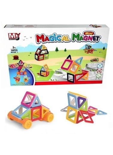 Mega Eğitsel Oyuncaklar Renkli